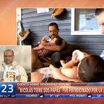 "#TuMañana: @rjimenez_perez nos cuenta de lanzamiento de libro ""Nicolás Tiene Dos Papás"" http://t.co/mOvDJMvuOH http://t.co/zK2ylocUVo"