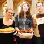 RT @bathabbey: Thank you @UniofBaths Baking Appreciation Soc who helped us raise £2300 for #Footprintproject, FoodCycle & Fareshare http://t.co/Llfz1JYogO
