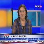 "RT @LaRedTV: Mireya García: ""Labbé fue parte de Tejas Verdes"" http://t.co/xfUbYQnjNS http://t.co/YwEFdA9XBL"