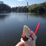 In memory of warmer days by the lake... #TBT #ThrowbackThursday (pic via @MichelleSVMS) http://t.co/I4bS3eNIMo