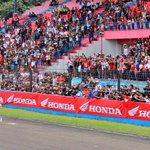 Disfrutando en Sentul! / So fun Indonesia! 👍 #SatuHati http://t.co/WlBfdwU4Hz