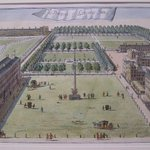RT @SirWilliamD: I give you a prospect of Lincolns Inn in #London, as it looked c.1720. http://t.co/ziSIZ7mCAX