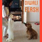 Mother & Son - Happy Diwali Flash http://t.co/WBBz9BABxA