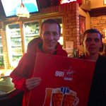 Thats 28! Shout out to Brian, Al, and Connor for hanging out with me @nixxpub! #100Bars100Days #YYC http://t.co/dnfe2mFNYC
