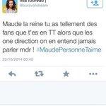 RT @dreamsxhoran: MDRRRR PTN JSUIS MORT REGARDEZ !!! #MaudePersonneTaime http://t.co/PolXTQo7lb