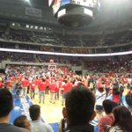 RT @ABSCBNNewsSport: FINAL: San Beda 89, Arellano 70. Red Lions win 5th straight NCAA crown. http://t.co/toehJhoPWe  via @camillenaredo