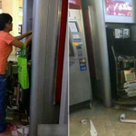 Woman rips apart ATM with her bare hands after it wouldnt let her withdraw any cash http://t.co/Pw515Cn2UW http://t.co/h15KWeLYIM