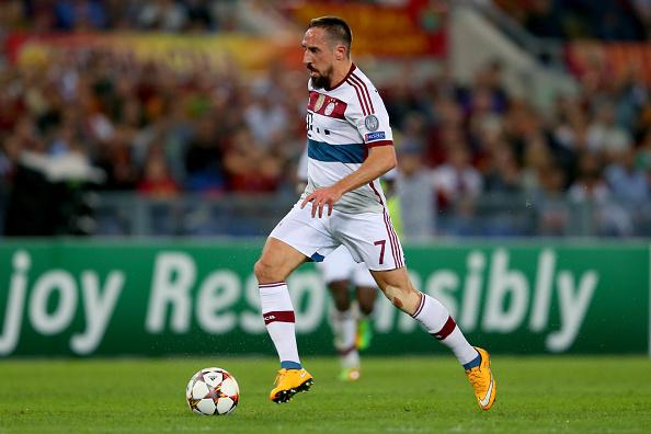 RT @PurelyFootball: PICTURE: Bayern Munich mock West Brom with this tweet about Franck Ribery last night  See > http://t.co/ClF1CevYKE  . h…