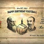 Happy birthday to @SheffieldFC, who turn 157 today. Read a little about the clubs history - http://t.co/mwpzXW5Got http://t.co/0A5qR9g9Y8