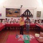 RT @guiavidasalvaje: Los chefs encantados de salir en #Tv Extremadura http://t.co/1QkCJfnG7l w/ @cayenarestauran