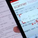 Imagina que apuntas tu celular a un ejercicio matemático, y lo resuelves: Acá la app → http://t.co/0BW1CfBWgh http://t.co/oqf2ge1g2a