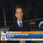 #BREAKING: Homicide investigation off of Bixby Rd. in Groveport. @mikewsyx6 1st on scene w/ 1st live report. #GDC http://t.co/1KimbNAjNp