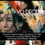 """Proyección de """"Yo Decido, El Tren de la Libertad"""" mañana en Cáceres. http://t.co/0dC10td2jd"""