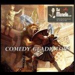 """@BathBrewHouse: It's Gladiators #comedy night @ 8pm this Friday! Tix £7.50 Adv http://t.co/4Y4WqE5nNR :) @BathCoUK http://t.co/egKBSQVPdM"""