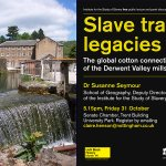 RT @UniofNottingham: What role did the Midlands play in the slave trade? http://t.co/RSBkz5gVk6 #NottsBHM #blackhistorymointh http://t.co/8draHFS5kU