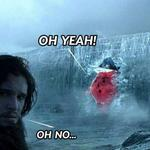 """@GoT_Tyrion: Its a good thing the wildlings dont drink Kool-Aid... #GameOfThrones http://t.co/5z63BEQPdV"""
