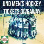 Who wants FREE tickets to watch UND take on Providence this weekend? RT & Follow us to enter. Winner announced later. http://t.co/cMPSMfnWHS
