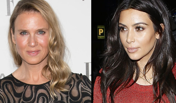 From Renee Zellweger to Kim Kardashian, it's the most drastic plastic surgery faces
