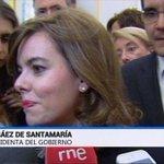 RT @zmartes: Otra vez el becario de @rtve liándola parda Soraya-->#BichaPresidenta #TroyanosEveryWhere http://t.co/u29kxLUFVu