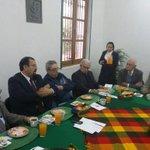 En Reunión con los distinguidos integrantes de la Comisión de Honor y Justicia de @CNC_CEN @ManuelCota #nayarit http://t.co/3NWlp1tyLm