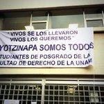 RT @Pajaropolitico: Hoy, más de 40 escuelas inician paro de labores de 48 horas en apoyo a #Ayotzinapa http://t.co/oHtx0Llapc http://t.co/wfjLlztX8B