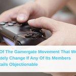 RT @ClickHole: Did we get this right? #GamerGate http://t.co/jjz0L0inQp http://t.co/GP1Q67V5Xx