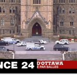 RT @F24videos: VIDÉO - Fusillade à #Ottawa : un tireur abattu, un soldat blessé >>> http://t.co/Mxdbd7SdG0 #Canada #Ottawashooting http://t.co/bhD8vnMQZg