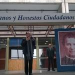"""Padre Ulises saluda al @ctidonbosco diciendo """"Dios es Amor"""" y pide orar x Padre José Carraro en #Antofagasta http://t.co/YLArezdRuo"""