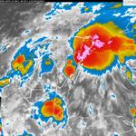 """@conagua_clima: Potencial de lluvias acompañadas de tormentas eléctricas sobre Quintana Roo, Yucatán y Campeche. http://t.co/q4mFwAPdmT"""