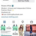 Follow us on Intagram ???? @_kueclothing ✨ #southyorkshire #sheffield #sheffieldhour #fashion #aw14 #fblogger #iLoveS http://t.co/LhSvhN4D9c