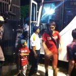 Skuad Pesut Etam sudah tiba di Std. Wijaya Kusuma Cilacap. #PesutEtamDay http://t.co/q0Vziv3qiS