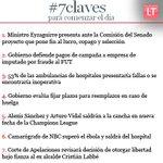Comienza el día informado con las #7claves http://t.co/efD7xk9lSp http://t.co/7p01bgKFs2