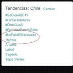 Así que Johnny Herrera sigue siendo TT ? Que coincidencia esta junto con #NoFaltaElSacoweas Ooooooleeeee http://t.co/xr2vMyJ6C7