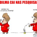 """""""Lula revela o desespero. Aécio está em 1º, aponta único instituto que acertou no 1 Turno! http://t.co/OvwbfqAW4v http://t.co/jIWu2bOX90"""""""