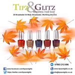 RT @tipzandglitz: Dont forget, our new autumn colours are here! #worthing @WorthingTown @mellypeters @WorthingMums @worthingonline http://t.co/TuTQ2VWyqk
