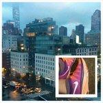Rain can spoil the best laid running plans. Everywhere. Mumbai or New York.