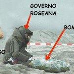 HAuhAUHahAHhauAHUHu!! RT @revistapessima: Comunista não tem medo de bomba. http://t.co/ToOLWWkMsy