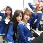 かわええ(´ฅ•ω•ฅ`)♡ RT @kor_celebrities: Apink in 名古屋 (10/22) 1 http://t.co/RskMe9fVIN