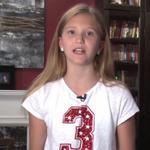 RT @HuffPostCanada: 12-year-old girl gives Harper a piece of her mind #cdnpoli http://t.co/EIgCLqGqMX http://t.co/Nef6PjjfUh