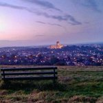 RT @UniOfSurrey: Beautiful shot of Guildford and the Cathedral - via @inapposite http://t.co/uaWsr61078