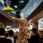 RT @SCMP_News: Race to save #OccupyCentral art as Hong Kong museums refuse to help http://t.co/6lB6Tioq84 http://t.co/Q79QregiZQ