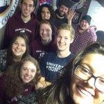 RT @HTHSSC2015: @TheEllenShow s Emmy selfie got nothing on us. Thank you for having us @xlcountry969 @C103 ! #Moncton #TrojanTrek http://t.co/1z3esiRptM