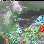 RT @conagua_clima: #DTNUEVE GolMéx, 07 h en 19.4°N y 92.4°W, a 195km al WSW de Campeche, Camp. con vientos de 55km/h y rachas de 75km/h http://t.co/pSSk5lBm43