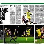 My #SWFC spread on a frustrating night for the Owls as they drew another blank. @TheStarOwls @TheStarSport http://t.co/czR3fFERQb