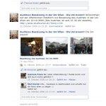 Die ersten Social Media Aktivitäten (...Studenten[[sic]) #unibrennt http://t.co/EQEWirUYLu