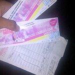 RT @Rifkyprtama: HAHAHA...!!! dapat dh tiketnya Walau Nunggu Hampir 2 jam @SamarindaRun @OrangeCreativeD http://t.co/VwUNaxA94u