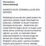 Destek lütfen. #ValidebağKorusu için çağrı yapıldı! @meldaonur @orhanaydin6 @fatih_yasli @enveraysever2 @tarkankonar http://t.co/j5Pr7SJyZA