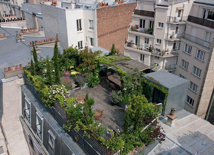 Wist u dat op zowel een plat als schuin dak een #dakterras of #daktuin mogelijk is? #bouw @BouwendNL @DurkvanderMeer http://t.co/qN1ZcrqwLv