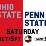The Buckeyes are on Primetime on Saturday night! #BuckeyeNation http://t.co/k88aHYRMkT