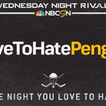 RT @NHLonNBCSports: Why do you love to hate the Pittsburgh Penguins? #LoveToHatePenguins http://t.co/f5RwuPzARF